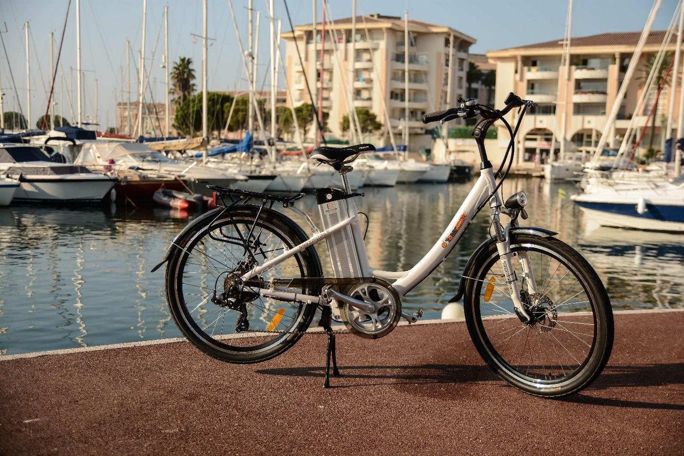 Craquez pour un vélo électrique !